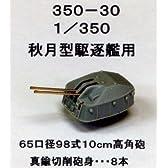 1/350 日本海軍秋月型駆逐艦用砲身