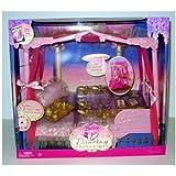 Barbie in the 12 Dancing Princesses Musical Dream Bed