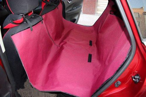 Artikelbild: Wasserdicht Solid Color Bank-Sitz Hund Autositz für ROSE (57 'Wx57' L)