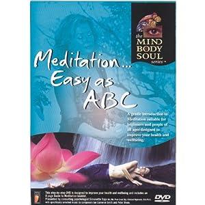 The Simonette Vaja: Meditation... Easy as ABC