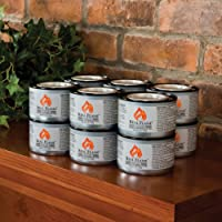Real Flame Real Flame 12 pack-7oz Gel Fuel - 2122 by Jensen Metal Products, Inc.