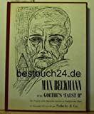 The Complete Series of Drawings By Max Beckmann for Goethes Faust II