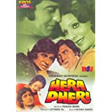 Hera Pheri (Indian Movie/ Hindi Film/ Bollywood Films/ Prakash Mehra/ Satyendra Pal/ Satish Bhatnagar/ Vijay Kaul/ Amitabh Bachchan/ Saira Banu/ Vinod Khanna/ Goga Kapoor/ DVD) ~ Vinod Khanna