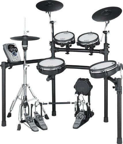 Roland Td-15Kv V-Drum Electronic Drum Kit