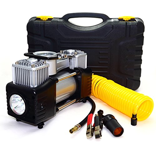 12V-Druckluft-Kompressor-mit-bis-zu-10-Bar-Druck-Elektrische-Luftpumpe-Autokompressor-mit-70Lmin-mit-integrieter-LED-Taschenlampe