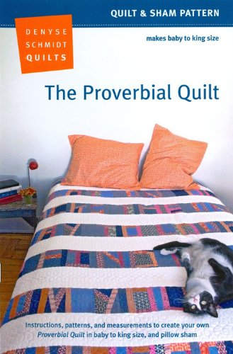 Denyse Schmidt The Proverbial Quilt Pattern By The Each