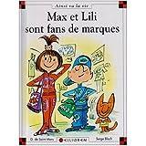 """Afficher """"Max et Lili n° 85 Max et Lili sont fans de marques"""""""