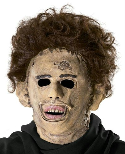 Costumes For All Occasions Ru4188 Leatherface Classic Mask