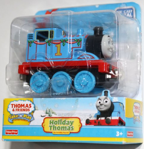 Holiday Thomas for Portable Playsets