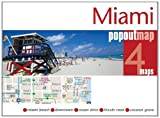 Miami PopOut Map (PopOut Maps)