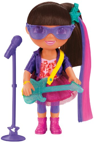 Fisher-Price Dora Rocks Sing and Shine Dora - 1