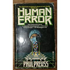 Human Error by Paul Preuss