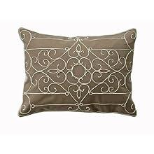Ultra-Snob Turin Cushion Cotton Twill Cushion Camel