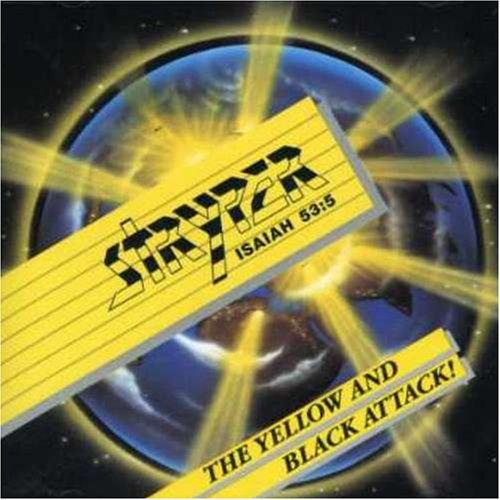 STRYPER - Yellow And Black Attack - Zortam Music