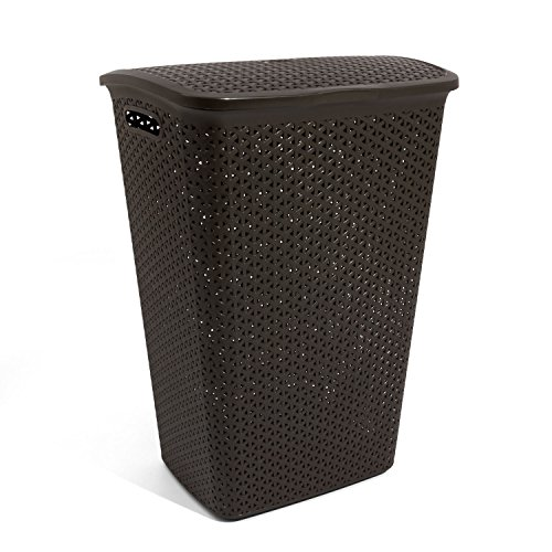 curver-55-litre-rattan-effect-hamper-brown