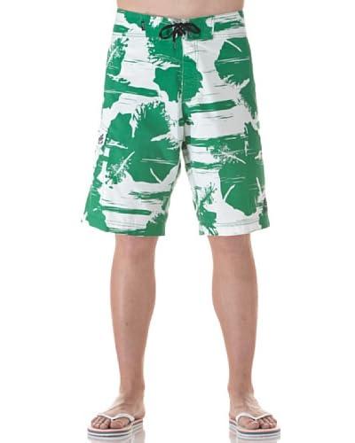 Billabong Shorts da Bagno Hawaiian Gold [Verde]
