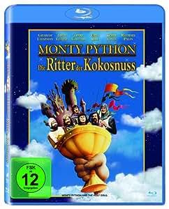 Die Ritter der Kokosnuss [Alemania] [Blu-ray]