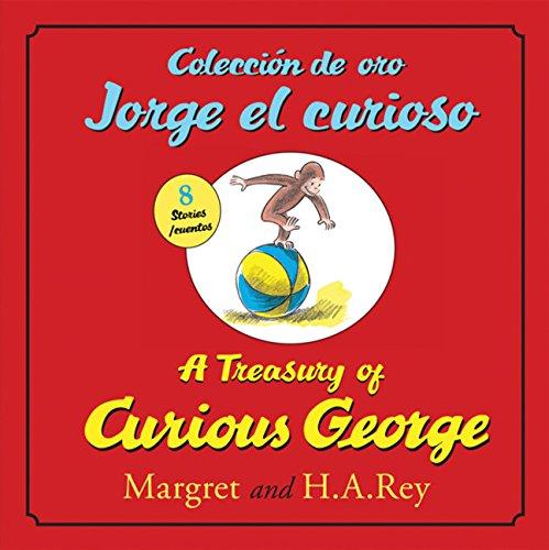 Coleccion-de-oro-Jorge-el-curiosoA-Treasury-of-Curious-George-bilingual-edition-Spanish-and-English-Edition
