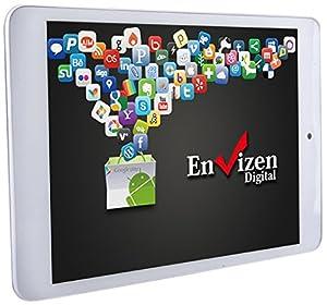 Azend Group Corp Envizen V8041Q 7.85-Inch 4 GB Tablet
