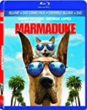 Marmaduke (Bilingual) [Blu-ray + DVD]