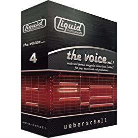 LIQUID THE VOICE VOL.1