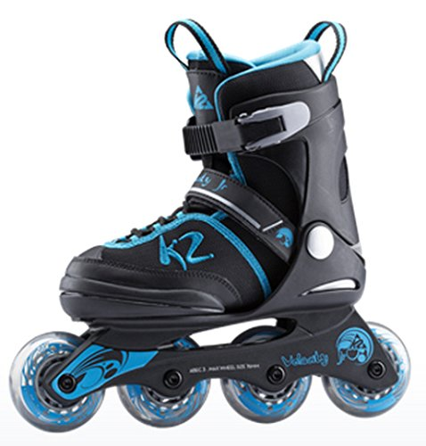 K2 Inline Skates Velocity JR. Größe 32 - 37 Mädchen Girl´s Inliner
