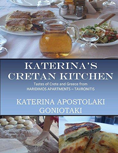 Katerina's Cretan Kitchen by Katerina Goniotaki