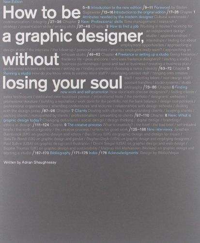 How to Be a Graphic Designer without Losing Your Soul...