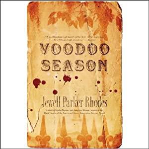 Voodoo Season Audiobook