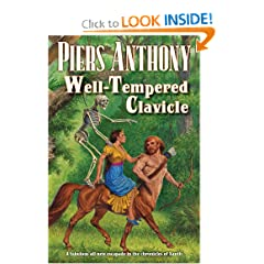Well-Tempered Clavicle (Xanth) by Piers Anthony