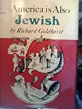 img - for America Is Also Jewish. book / textbook / text book