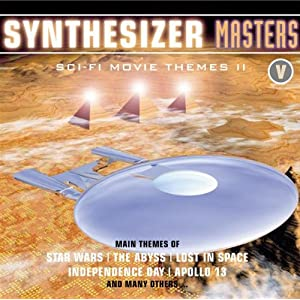 Various Artists -  Synthesizer Masters Vol.2