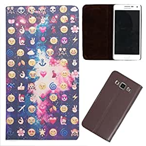 DooDa - For Sony Xperia Z PU Leather Designer Fashionable Fancy Flip Case Cover Pouch With Smooth Inner Velvet