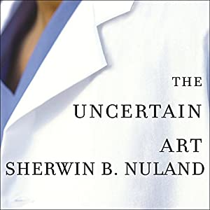 The Uncertain Art Audiobook