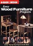 Black & Decker Easy Wood Furniture Pr...