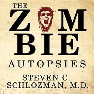 The Zombie Autopsies Audiobook