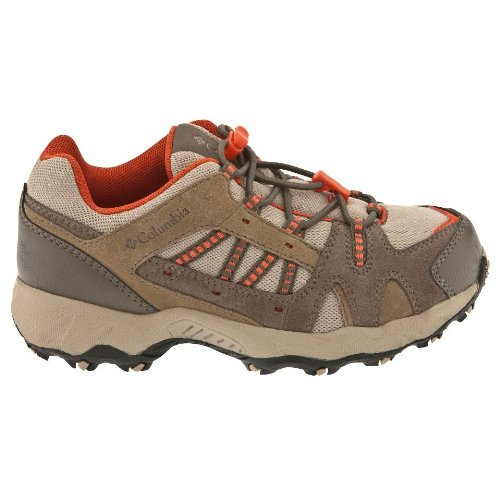 Columbia Sportswear Toddler/Little Kid BC3153 Tagori Hiking Boot,Flax/Hot Pepper,7 M US Toddler