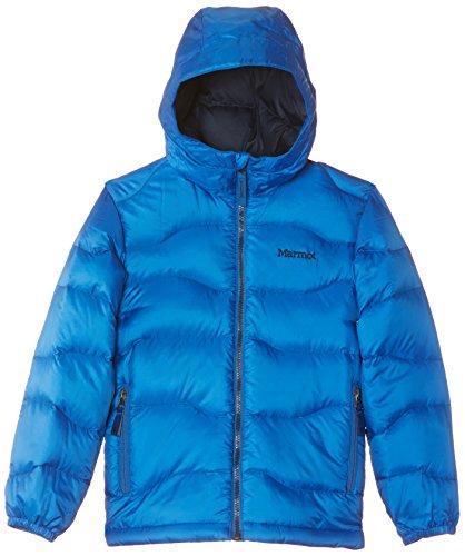 Marmot Ama Dablam Jacket - Boys' Peak Blue, XS