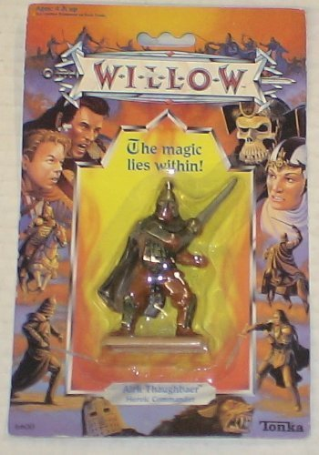 Willow Airk Kael Die Cast Figure