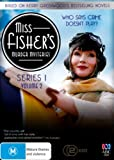 Miss Fisher's Murder Mysteries (Season 1 - Vol. 2) - 2-DVD Set ( Miss Fisher's Murder Mysteries - Series One - Volume Two ) ( Miss Fisher's Murder Mysteries - Season 1 - Episodes 8-13 )
