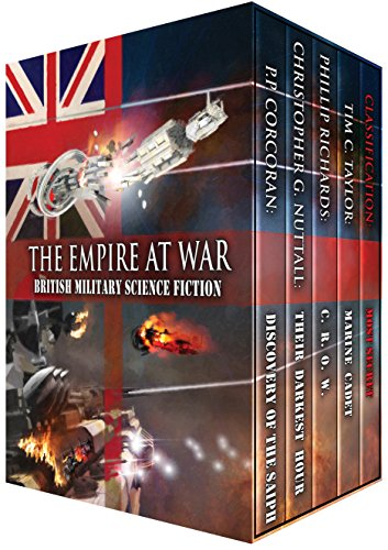 The Empire at War Box Set: British Military Science Fiction by Christopher G. Nuttall