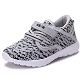 COODO Toddler Kid's Lightweight Sneakers Boys and Girls Cute Casual Running Shoes