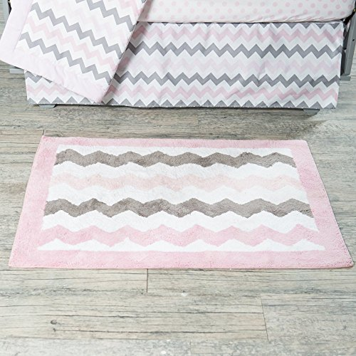 My Baby Sam Chevron Rug - 1