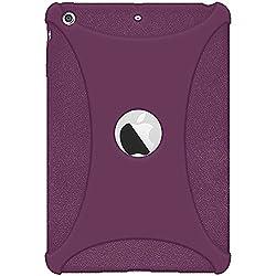 Amzer 94583 Silicone Skin Jelly Case - Purple for Apple iPad mini