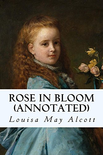 Rose in Bloom (annotated)
