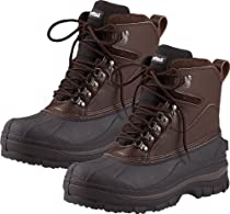 "Hot Sale Venturer Cold Weather 8"" Hiking Boot, Brown - Size 13"