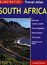 South Africa Travel Atlas (Globetrotter Travel Atlas)