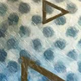 ABSTRACT TRIAD I By Greene, Taylor Art Print On Canvas 12x12 Inches