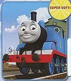 Thomas the Tank Engine Go, Go Thomas Plush Fleece Throw Blanket