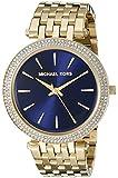 Michael Kors Women's Darci Gold-Tone Watch MK3406